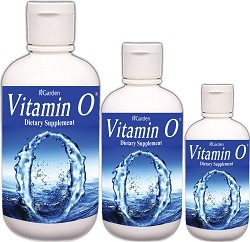 Vitamin O - Supplemental Oxygen, 3 sizes